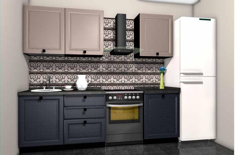 кухни спутник стиль винтаж фото бразильской рукодельницы производят